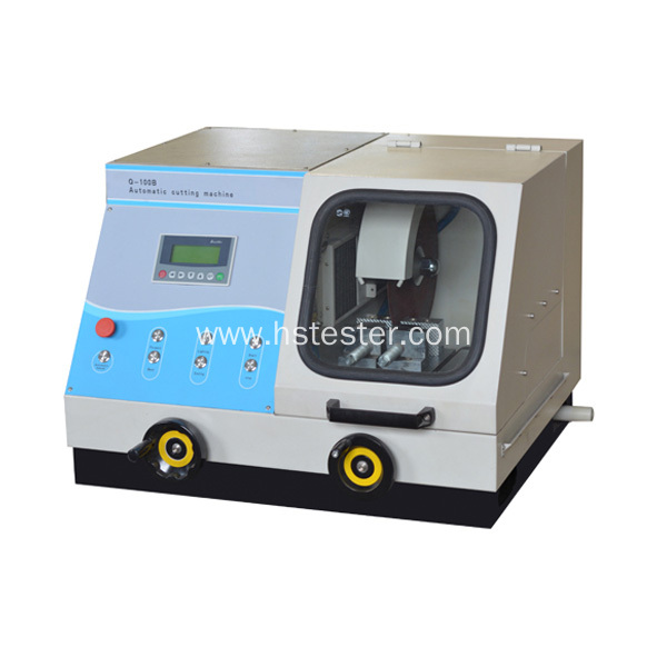 Q-100B metallographic sample cutting machine