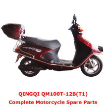 QINGQI QM100T-12B T1 Complete Motorcycle Spare Parts