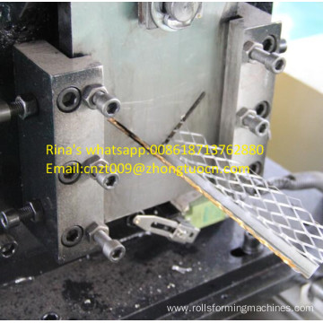 steel angle mesh wall protector machine wall mesh punching machine wall mesh machine