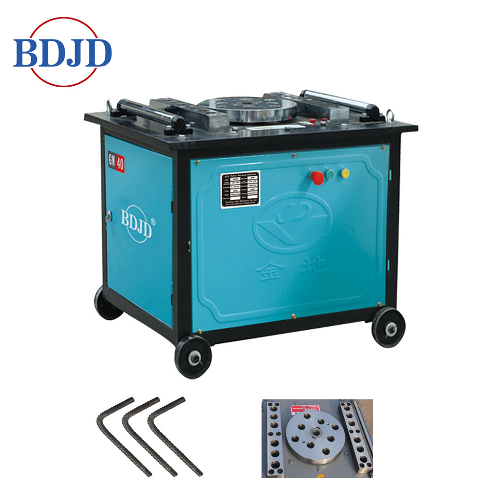 Best Selling Rebar Bending Machine