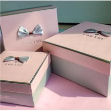 Korean Style Gift Box Packaging Box