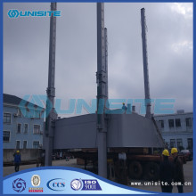 Offshore Marine Floating Platform