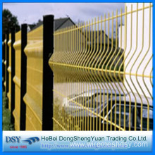 3V Bends Welded Wire Mesh Fence