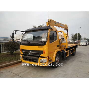 Dongfeng 6T 4 Wheel Tow Trucks