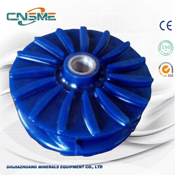 Polyurethane Impeller Of Slurry Pumps