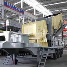 Factory making for Mobile Impact Crusher Quarry Stone Crusher Mobile Impact Crusher For Sale export to Antigua and Barbuda Exporter