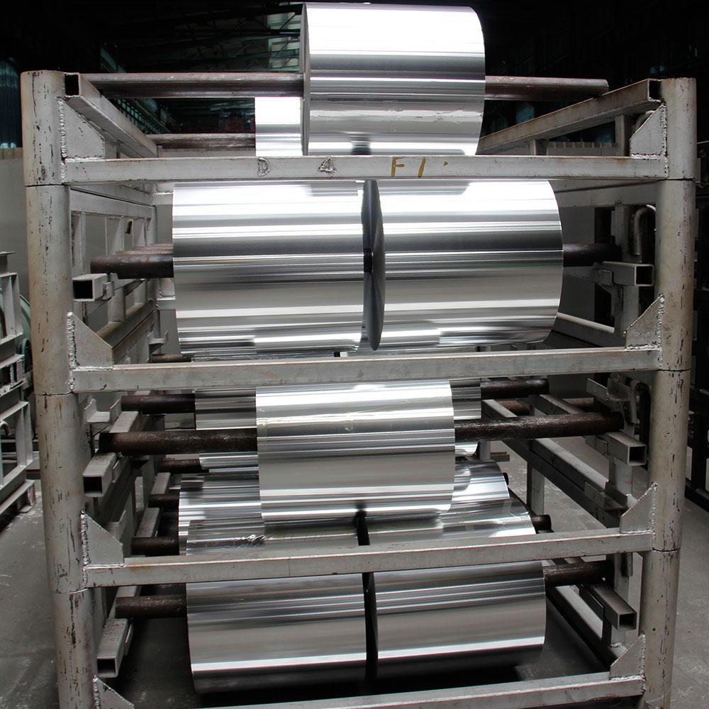 Aluminum Peddinghaus Factory Singapore: 1235 Aluminum Foil For Cable Shield And Adhesive China
