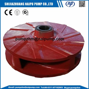 Personlized Products for OEM High Chrome Slurry Pump Parts Custom made A05 slurry pump impellers export to Spain Exporter