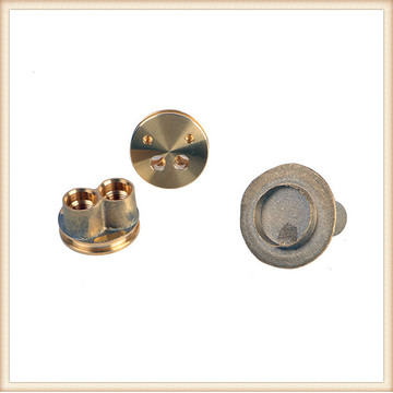 Forging Brass Fiiing Faucet Valve Bases