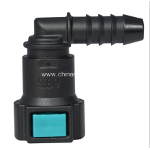 Conductive Quick Connector 9.89mm(10SAE)90°