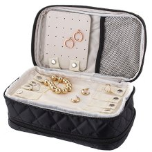 Special for Foldable Fabric Organizers Women Travel Jewelry Organizer Bag supply to Italy Wholesale