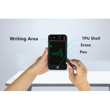 5.5 inch Classic Writing Tablet Mobile Phone Case