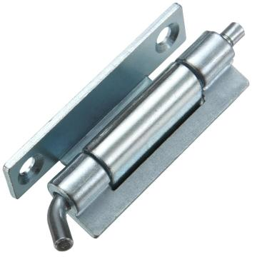 SS Housing Steel Pin Zinc-coated Concealed Hinges