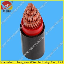 core pvc insulated copper wire cable