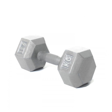 Hot Selling for Cast Iron Hex Dumbbell 12.5KG Cast Iron Hex Dumbbell export to Burkina Faso Supplier