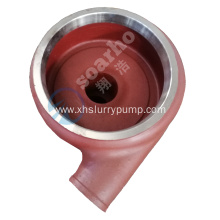 Metal Slurry Pump Volute Liner