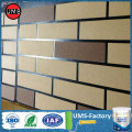 Faux brick wall paint  look like stone