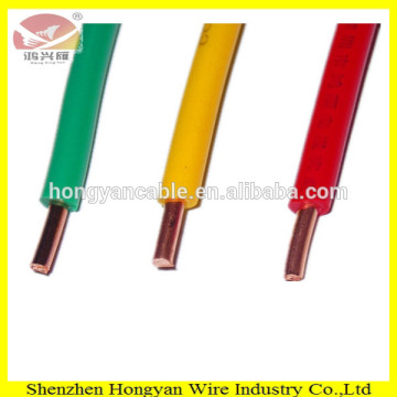 Made in China multi stranded copper wire housing electrical cable from shenzhen
