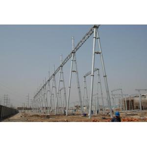 500kV Steel Substation Structure
