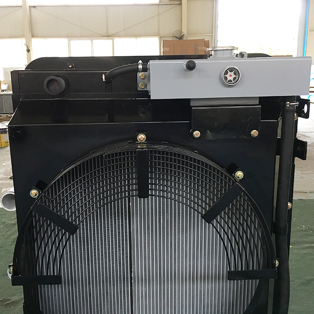 Cross Flow Heat Exchanger