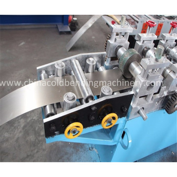 Steel Roll Up Shutter Door Roll Forming Machine