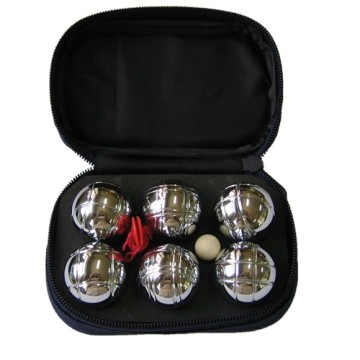 Customized for Outdoor Boules 32.5 mm Mini Petanque supply to Algeria Factory