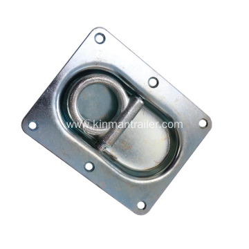Recessed Installation Tie Down Anchor For ATV Trailer