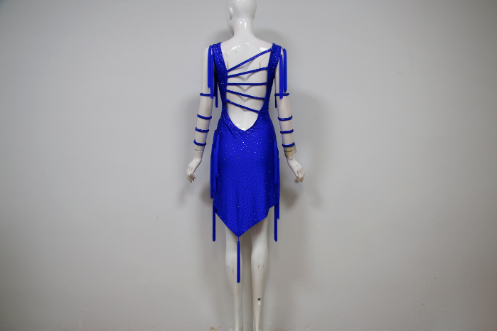 Women Latin Dance Costumes For Competition