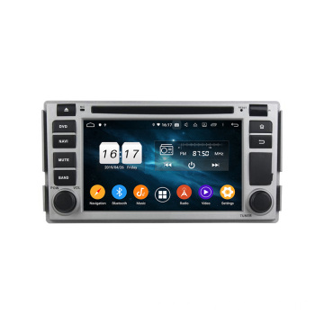 Santa fe 2005 car auto multimedia player