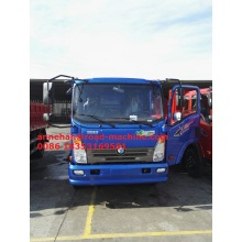 China supplier OEM for Construction Dump Truck Sinotruk 37B2C 4x2 ethiopia dump trucks for sale supply to Finland Factories