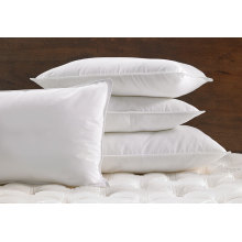 Microfiber fabric pillow insert