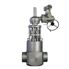 Reliable for Flange Gate Valve Forged Steel Gate Valve Class 4500 export to Kenya Suppliers