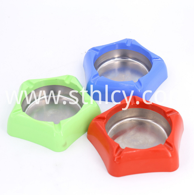 Stainless Steel Ashtray709 3