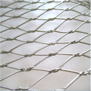 Stainless Steel Rope Fence Mesh