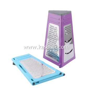 Stevige 3-zijdig Triple Vegetable Cheese Lemon Grater