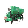 JZC450B electric tipping hopper concrete drum mixer