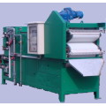 Belt filter press for sewage treatment