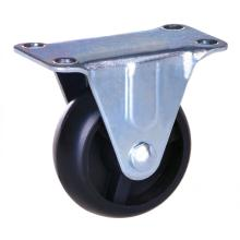 Fast Delivery for China 2'' Wheel Plate Casters,Twin Wheel Casters,Pp Wheel Caster Supplier 2 inch plate rigid caster with polypropylene wheels supply to Austria Supplier