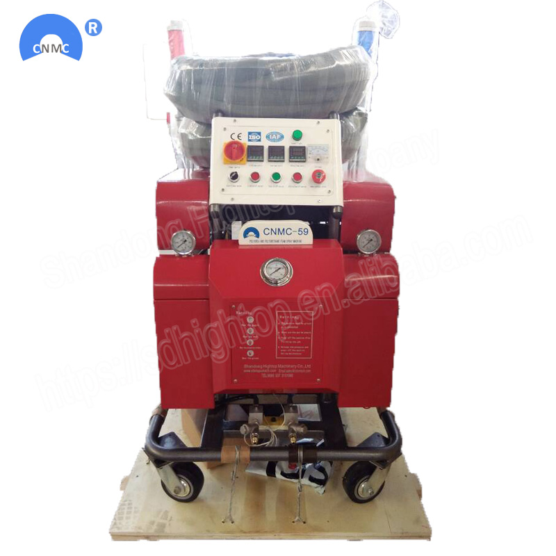polyurethane spray foam insulation machine for sale