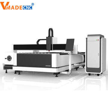 6MM Steel Tube Fiber Laser Cutting Machine