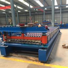 Personlized Products for China factory of Corrugated Roof Sheet Roll Forming Machine Building material corrugated making machine supply to United States Supplier