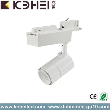 12W LED Track Lights Shop Lighting High CRI