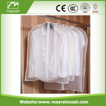 Top for Square Table Clothes Ribbon Handle PEVA Garment Cover export to Mongolia Suppliers