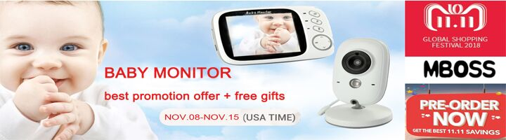 baby monitor promotion for 1111