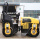 Ride-on Double Drum Water-cooled Diesel Roller Compactor