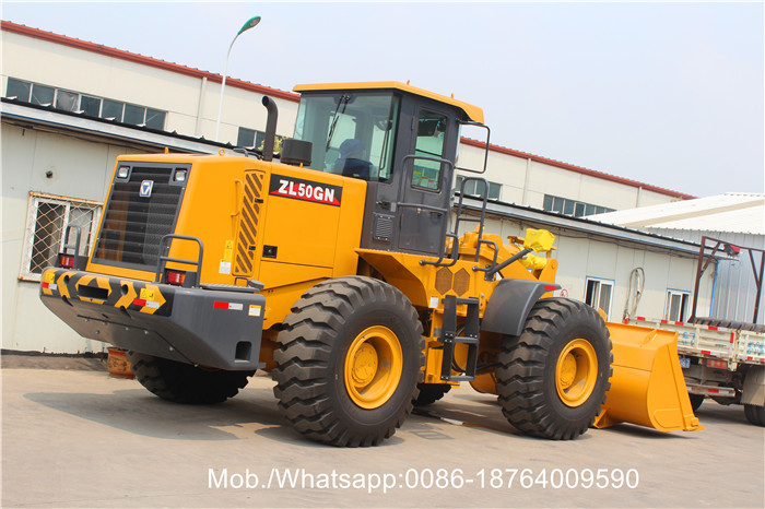 5T Compact Wheel Loader