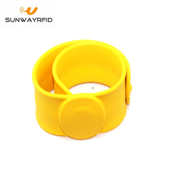 Pat tape Wristband RFID Bracelet Chip for ThemePark