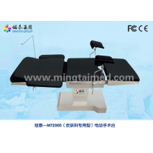 Mingtai MT2000 dermatology electric operating table