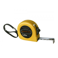 yellow tape measure 3/16m 5/19m 8/25m 10m