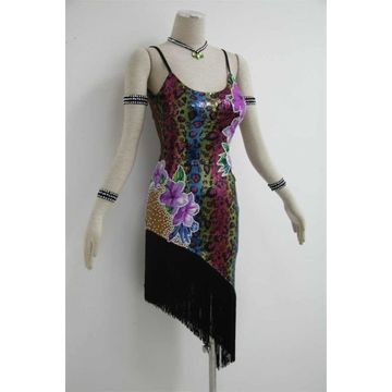 ebay latin dance dresses for girls
